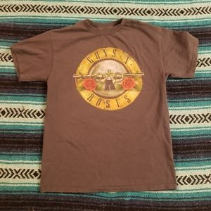 Guns and Roses 2007 Graphic tee